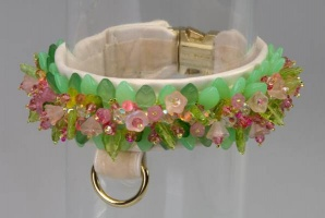 Glass Garden Collar<br />
