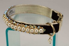 Golden Pearl Collar