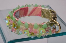 Sweet Pea Garden Collar