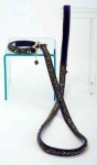 Ultraviolet Pyramid<br />Luxe Leash