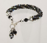 Starry Night<br />Crystal Cascade Necklace<!--Dogs-->