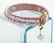 Pink Princess Collar