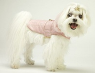 Pink Aviator Coat