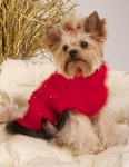 Ruby Angora Bubbles Sweater